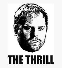 Phil  The Thrill  Kessel  Photographic Print