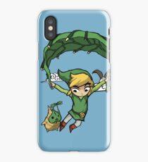 Legend Of Zelda - Flying Away iPhone Case/Skin