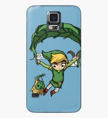 Funda/vinilo para Samsung Galaxy Legend Of Zelda - Volando lejos