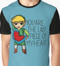 Legend Of Zelda - The Last Piece Graphic T-Shirt