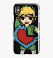 Legend Of Zelda - The Last Piece iPhone Case/Skin