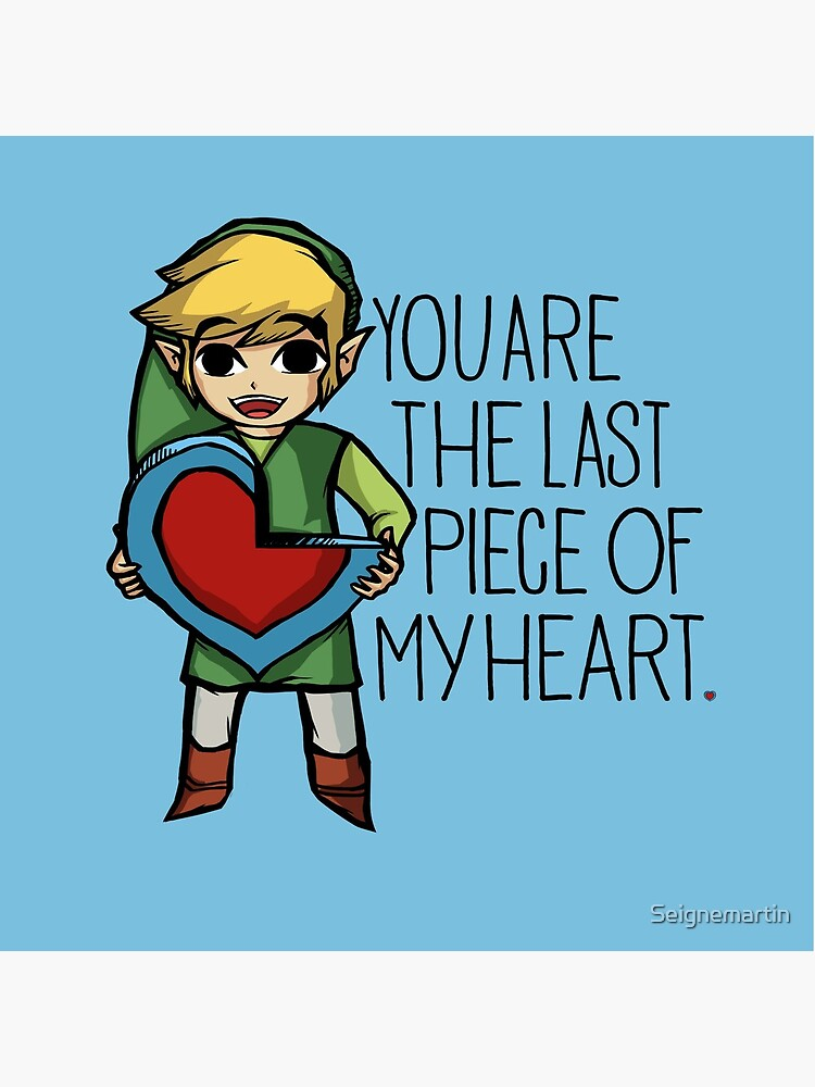 Legend Of Zelda - The Last Piece de Seignemartin