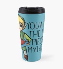 Legend Of Zelda - The Last Piece Travel Mug