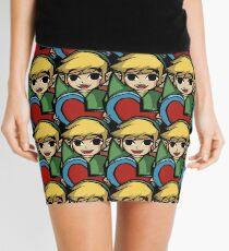 Legend Of Zelda - The Last Piece Mini Skirt