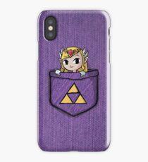 Legend Of Zelda - Pocket Zelda iPhone Case/Skin