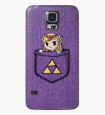 Legend Of Zelda - Pocket Zelda Case/Skin for Samsung Galaxy