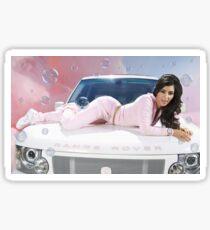 Kardashian Sticker