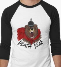 Death Bear Men's Baseball ¾ T-Shirt