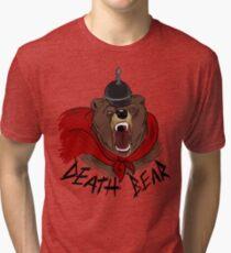 Death Bear Tri-blend T-Shirt