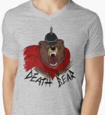 Death Bear Men's V-Neck T-Shirt