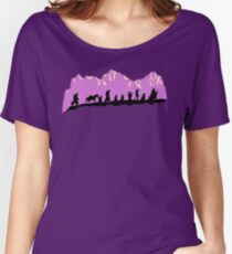Fellowship in the morning Women's Relaxed Fit T-Shirt