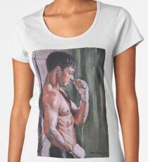 """Warrior"" Women's Premium T-Shirt"