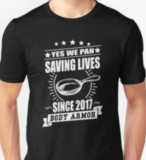 Yes We Pan - Video Game PUBG  Unisex T-Shirt