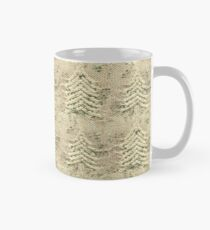 Siskiyou Trees Knit Mug