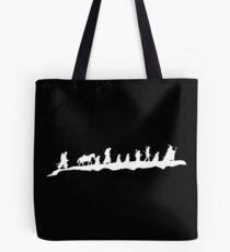Fellowship white Tote Bag