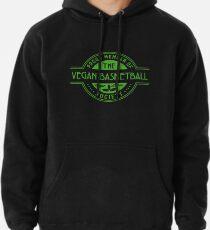 Vegan Basketball Athlete Society Club Member Gift Hoodie