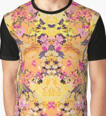 Symmetric Spring Graphic T-Shirt