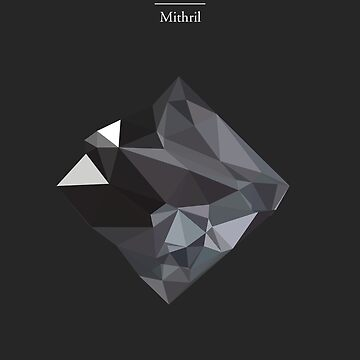 Gemstone - Mithril by marcorecuero