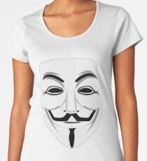 Guy Fawkes Women's Premium T-Shirt