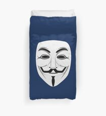 Guy Fawkes Duvet Cover