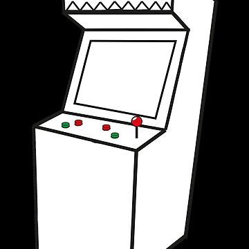 Arcade Machine by bradlo