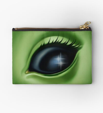 Alien Eye - Stardust Zipper Pouch