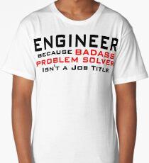 Engineer Long T-Shirt