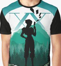 XHunter Hisoka Graphic T-Shirt