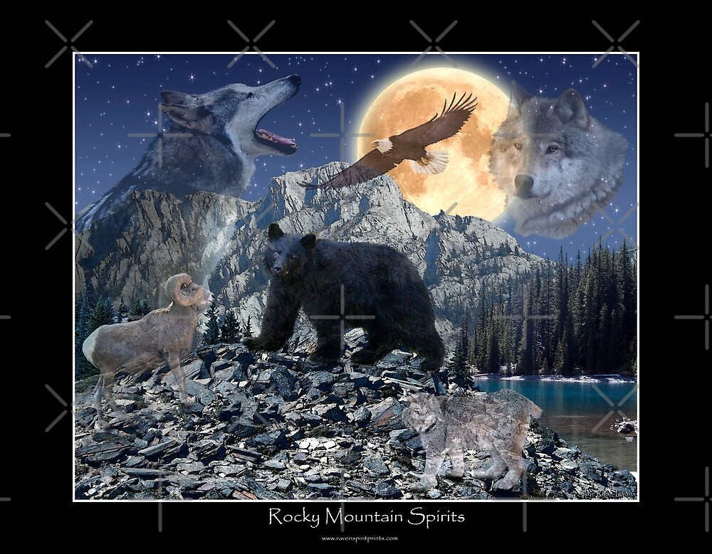 ROCKY MOUNTAIN SPIRITS by Skye Ryan-Evans