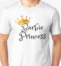 Barbie Princess Unisex T-Shirt
