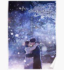 Jung Jae-Chan and Nam Hong-Joo - While You Were Sleeping Poster