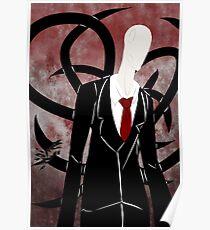 The Slenderman Poster