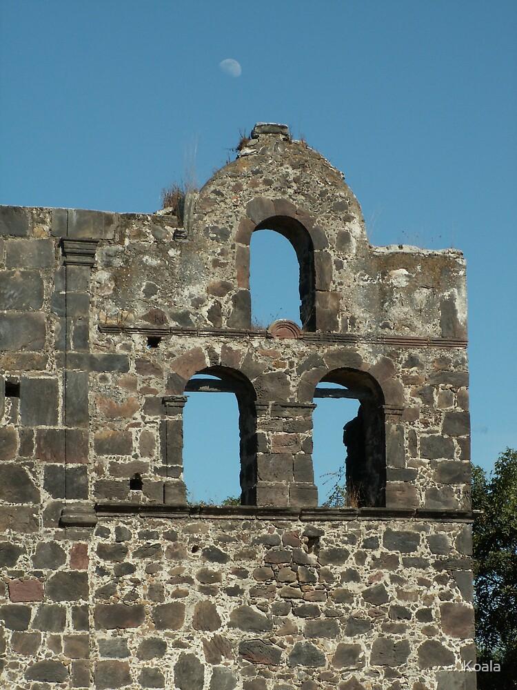 Church Ruins --- San Blas by Koala