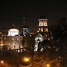 Guadalajara at Night by Koala