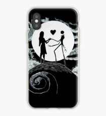the nightmare before christmas iPhone Case
