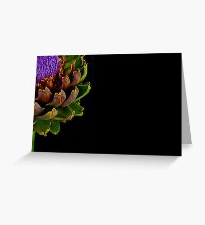 ARTICHOKE Greeting Card