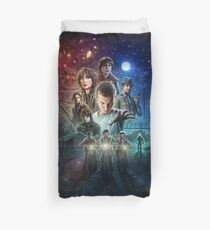 Stranger Things Duvet Cover