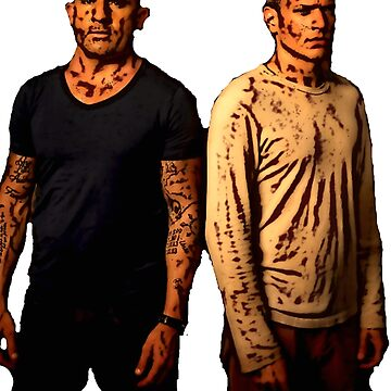 Prison Break Brothers  by PopClothing