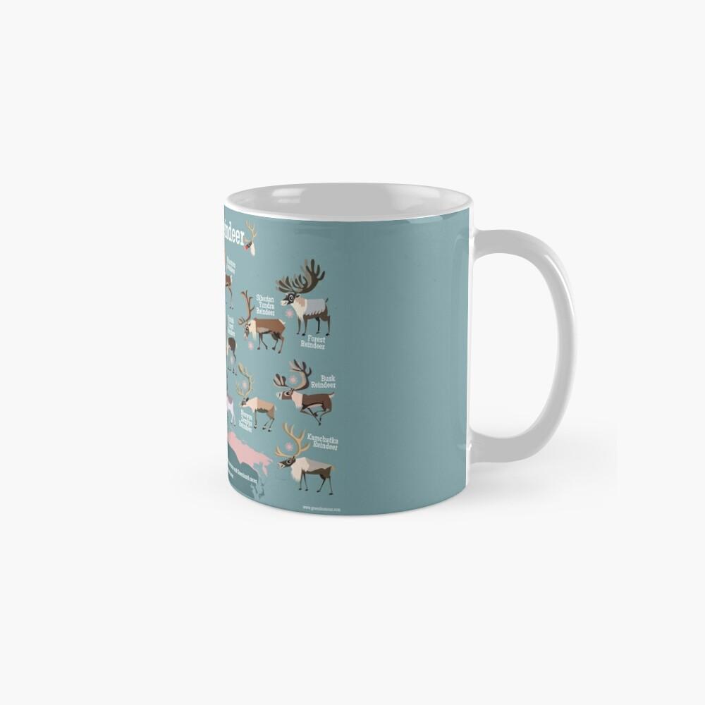 Know Your Reindeer Mug