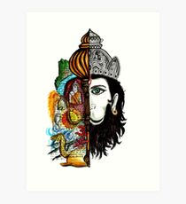 Lord Shiva Art Prints | Redbubble