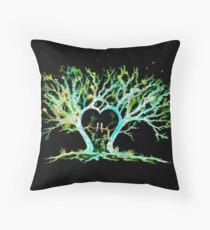 Tree Heart Floor Pillow