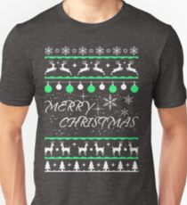Merry Christmas Shirt, Perfect Xmas gift for men and women T-Shirt