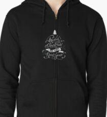 Holiday design - Christmas Zipped Hoodie