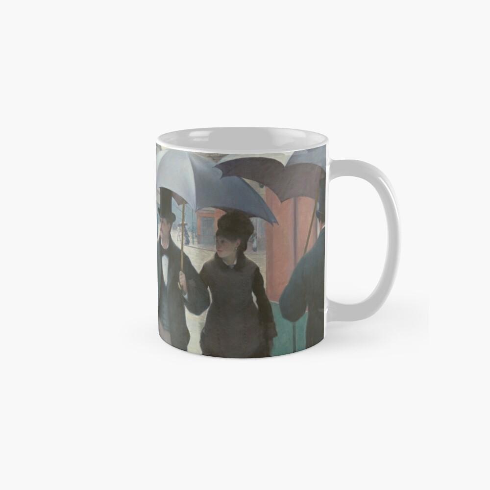 Gustave Caillebotte - Paris Street; Rainy Day Mugs