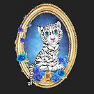 Tiger Rose by Kestrelle