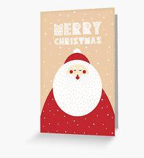 Holiday design - Christmas theme Greeting Card