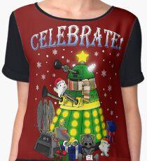 Celebrate! Chiffon Top