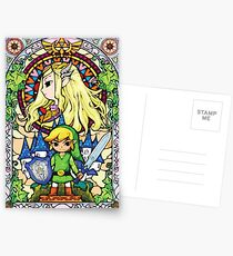 Die Legende Postkarten