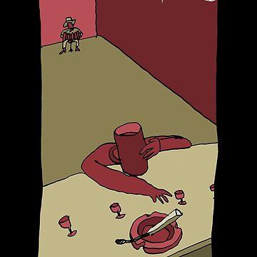 Tom Waits - Closing Time II by BlackLineWhite