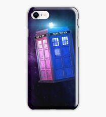 T.A.R.D.I.S. Galaxy iPhone Case/Skin